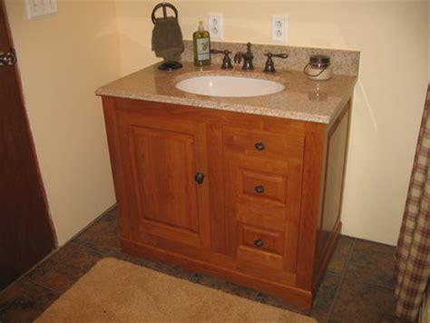 cherry bathroom vanity cherry bathroom vanity by javajake lumberjocks