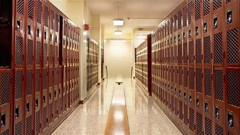 college locker room school allows partially clothed boy to in locker room