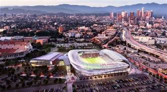 Home Design Expo Nashville future lafc soccer stadium for los angeles la coliseum