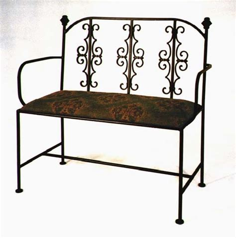 Iron Furniture 17 Ideas About Wrought Iron Chairs On