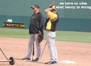 whats a banister if pirates jeff banister gets texas job what s it mean for bucs