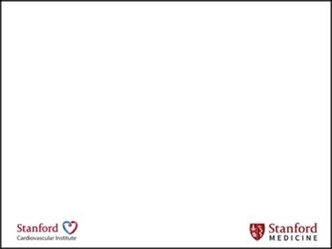 Cvi Templates Logos Stanford Cardiovascular Institute Stanford Medicine Stanford Ppt Template