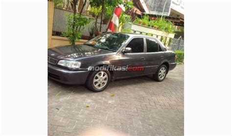 Mobil Toyota Corolla Seg 18mt toyota all new corolla 1 8 seg m t thn 2000