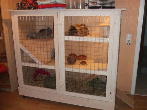 frettchen stall selber bauen die besten 17 ideen zu kaninchenstall auf