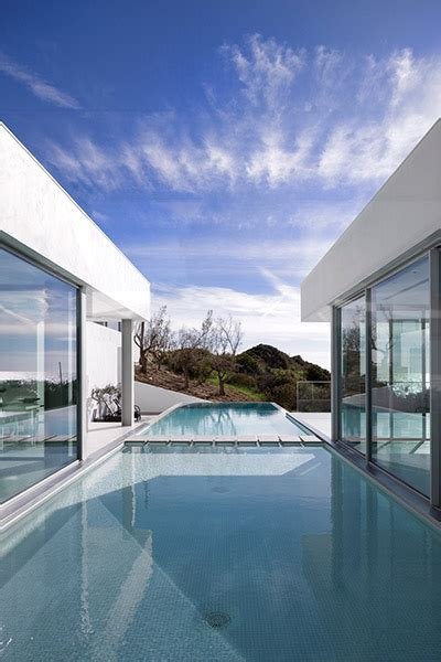 stunning house with pool and view villa escarpa stunning bauhaus style home algarve