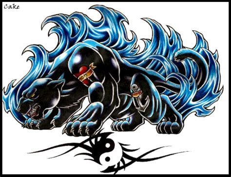 black panther tattoo design black panther design by cakekaiser on deviantart