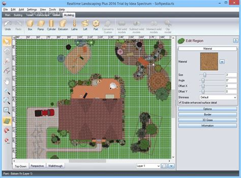 download pattern software m1 plus realtime landscaping plus download