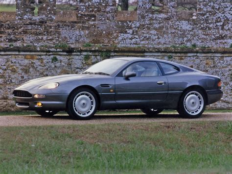 1994 Aston Martin Db7 by Aston Martin Db7 1994 2003