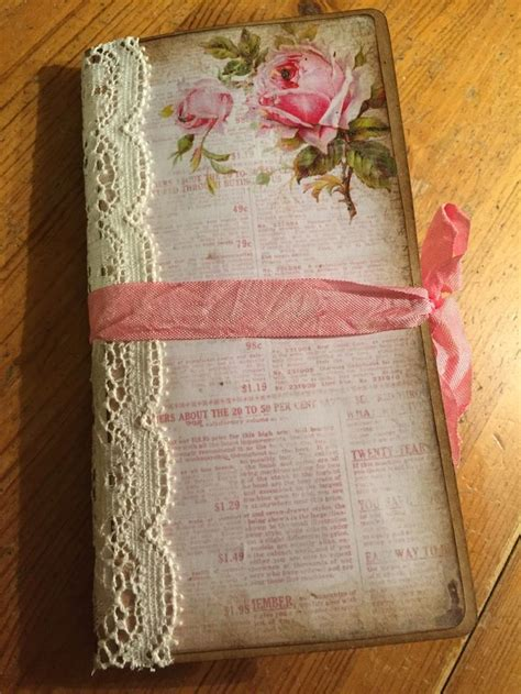 Handmade Diary Ideas - 17 best ideas about vintage journals on