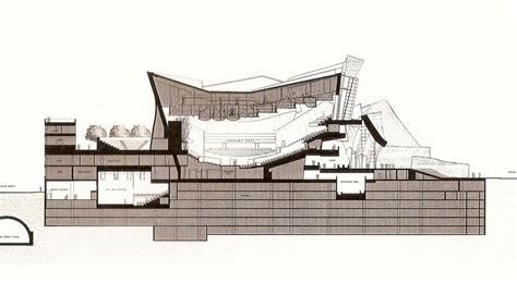 walt disney concert hall floor plan jeremiasz sieczko arch1390 week 11 more on the walt