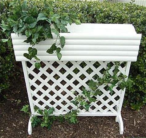 Lattice Garden Planter by Woodworking Building Build Wood Lattice Screens Learn How