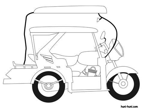 philippine tricycle png tricycle clipart philippine pencil and in color tricycle