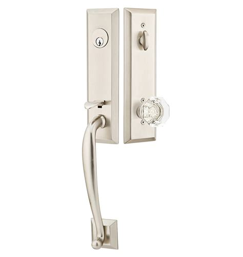 Exterior Door Knob Sets Exterior Tubelatch Door Set With Town Knob Rejuvenation