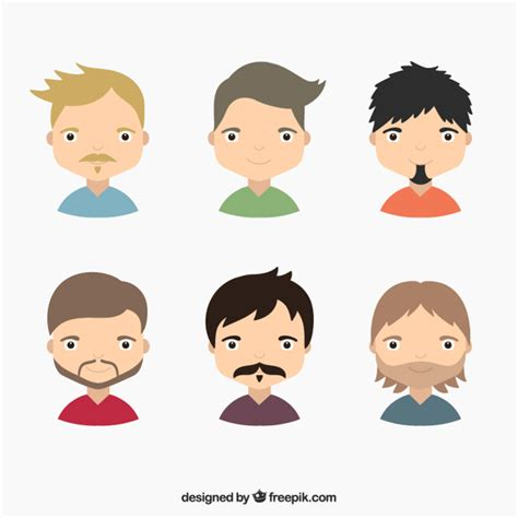 imagenes animes de hombres hombres ilustraci 243 n descargar vectores gratis