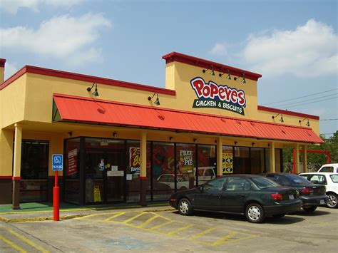 Popeyes Louisiana Kitchen by Restaurants Around The World