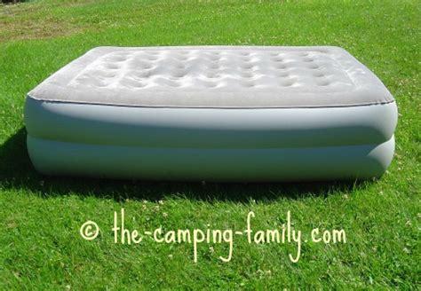 full size air mattress  air bed  camping