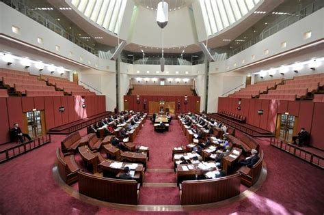 house of senate no 8 the senate and legislation parliament of australia
