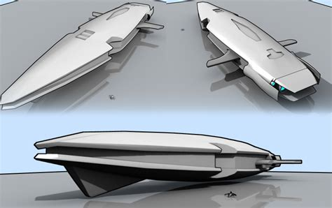Sleeper Ship sleeper ship remake image homeworld 2 discovered mod for