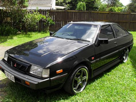 mitsubishi cordia 72sst 1988 mitsubishi cordia specs photos modification