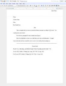 Docs Mla Format Template by Mrs Chichester S Class Wiki Docs Mla Template