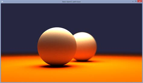 Opencl Tutorial Github | ray tracey s blog opencl path tracing tutorial 3 opengl