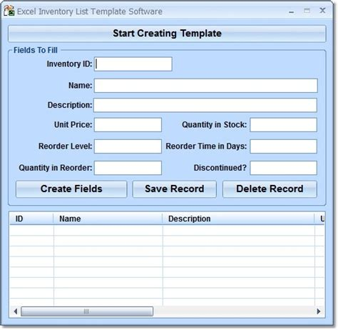 inventory template for mac page 12 of inventory barcoding software business
