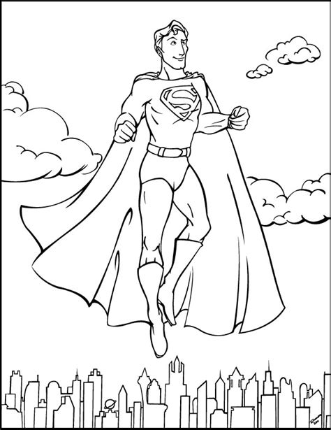 superman and batman coloring pages photograph superman col