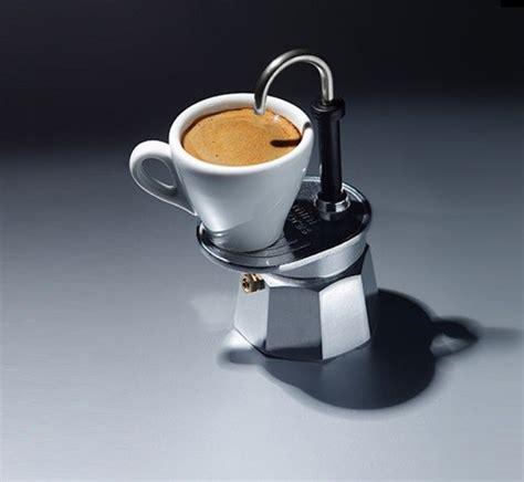Fancy Coffee Cups Bialetti Mini Express 1 Cup Alternative Brewing