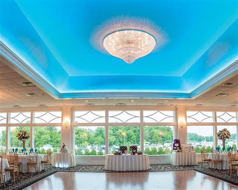 waterfront wedding venues in south jersey yacht club yachts and landing on