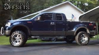 wheel offset 2006 ford f 150 aggressive 3 suspension