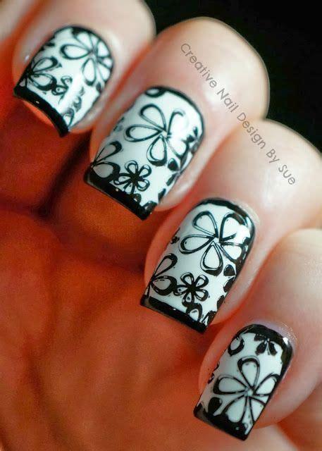 imagenes de uñas decoradas para toda ocasion u 241 as negras decoradas perfectas para toda ocasi 243 n