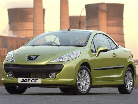 peugeot 207 length peugeot 207 cc specs 2007 2008 2009 autoevolution