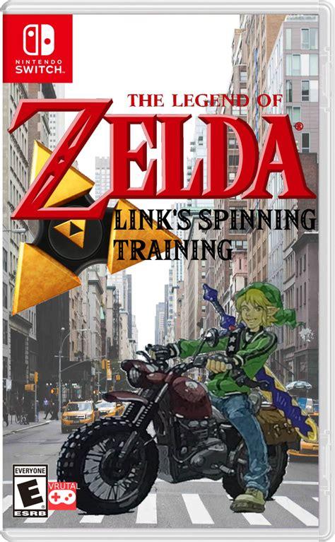 Nintendo Contra Logo Flip vrutal nintendo anuncia un nuevo juego de the legend of