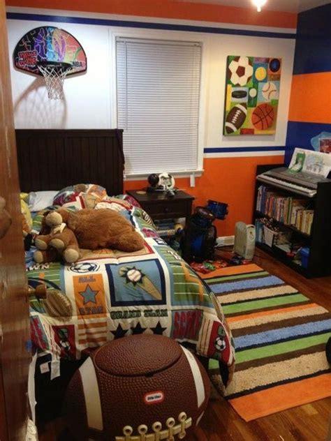sports inspired bedroom ideas  boys rilane