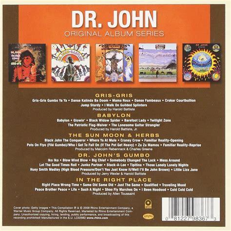 Format Cd Original   dr john original album series cd opus3a