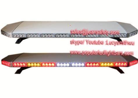 Lu Polisi Lightbar Led Tbd 8400 led re lumineuse re de gyrophares magn 233 tique warning lysbjelke lightbar tbd2138a