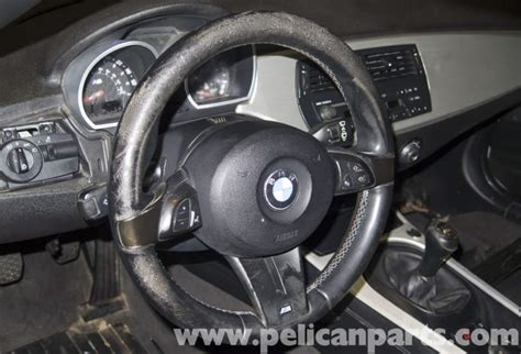 bmw steering wheel controls not working bmw z4 m steering wheel driver airbag replacement 2003