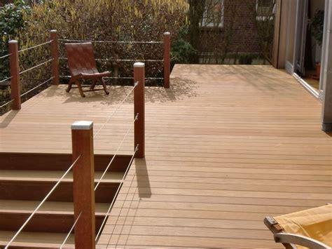 terrasse bauen holz terrasse bauen anleitung holz innenr 228 ume und m 246 bel ideen
