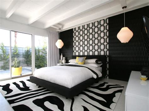 Zebra Print Wallpaper For Bedrooms hanging lights for bedrooms hgtv