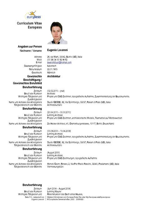 Lebenslauf Staatsangehorigkeit Oder Deutschland calam 233 o lebenslauf