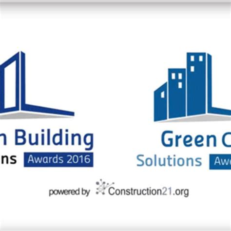 sustainable building solutions green building and city solutions awards votez avant le