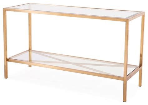 gold console table gardner console table antique gold console tables by
