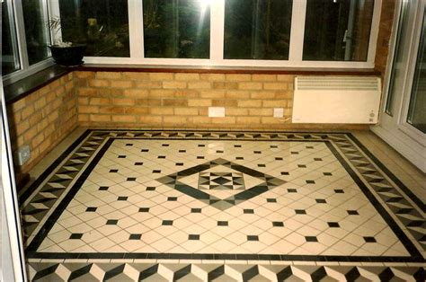 geometric pattern laminate victorian tiling victorian tiles floors paths expertly