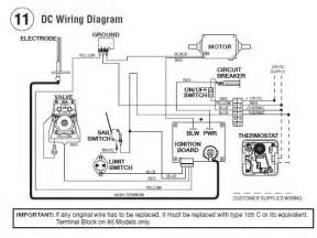 1 best images of hydro furnace wiring diagram atwood furnace thermostat wiring diagram