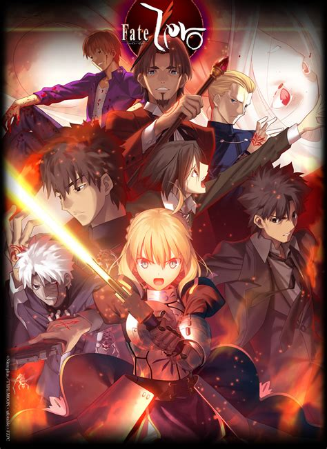 Fate 0 Anime by Fate Zero Flawed Characters Urobuchi S Style And