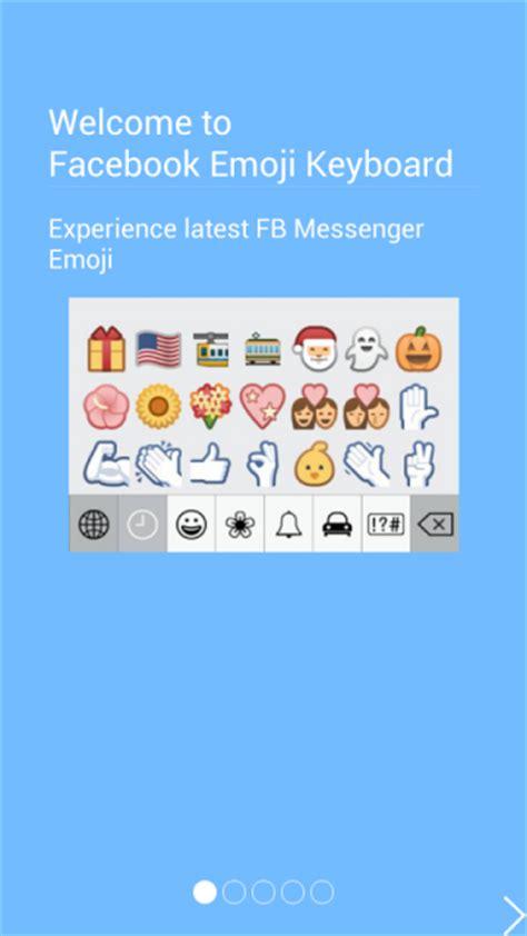 emoji fb facebook emoji keyboard download apk for android aptoide