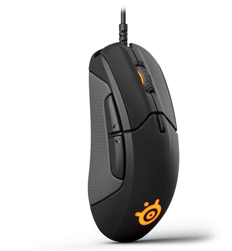 Rival 310 Black buy the steelseries rival 310 optical gaming mouse black split trigger steelseries