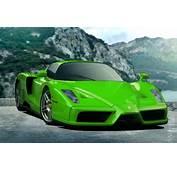 Ferrari Enzo Verde Kers Lucido  Wwwflickrcom/photos