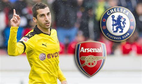 arsenal totalsportek arsenal transfer update target mkhitaryan demands weird