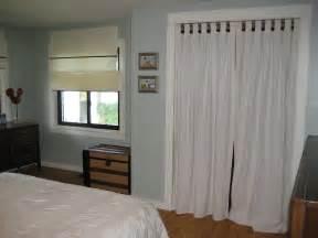 Curtains for closet doors pinterest home design ideas